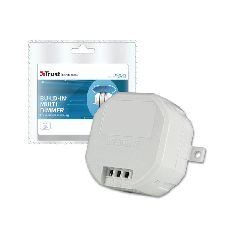 Trust Smart Home AWMT-230 Mini Built-in Transmitter White