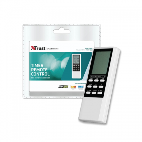Trust Smart Home ATMT-502 Wireless Timer Remote Control Transmitter