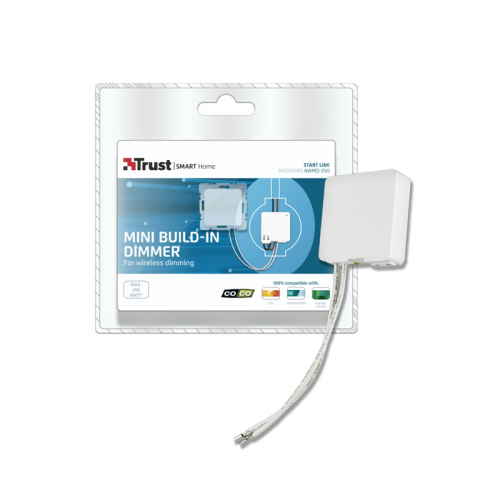 Trust Smart Home AWMD-250 Mini build-in dimmer