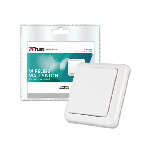 Trust Smart Home AWST-8800 Wireless Wall Switch