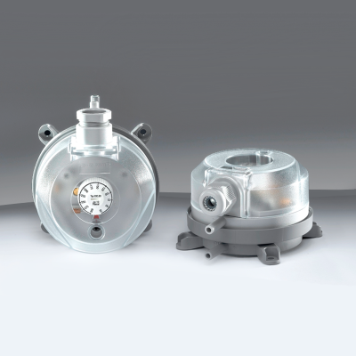 BECK 930.80 Differential Pressure Switches