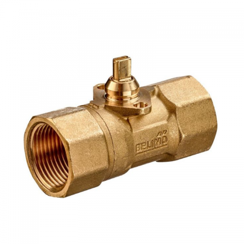 Belimo Two-way Brass Valve