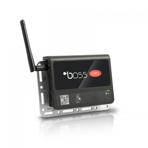 CAREL BOSS Mini mobile ready supervisory system