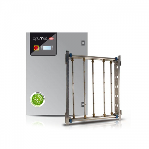 Carel optiMist humidifier and evaporative cooler