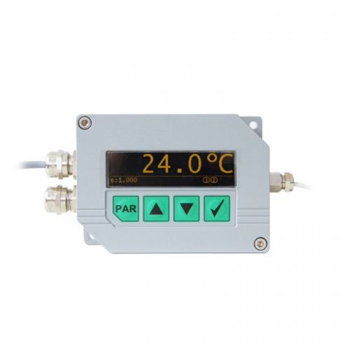 Dias PYROSPOT DT-4L pyrometer for industrial purposes