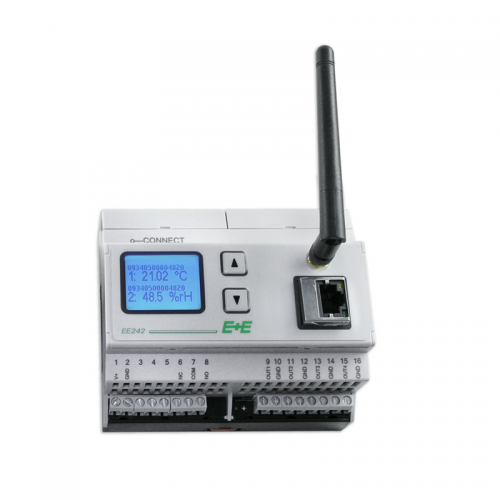 E+E EE242 Wireless Base Station for E+E temperature,humidity and CO2 transmitters