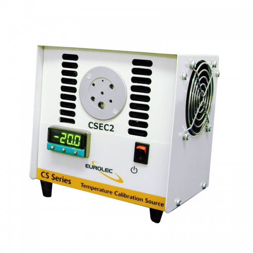 Eurolec CSEC2 Temperature Calibration Source 20.0 to+ 85.0-C