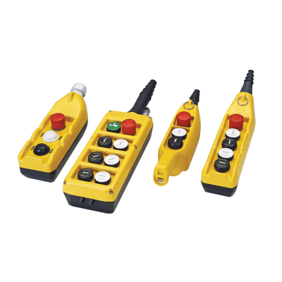 Eurotec Ltd Pendant and Crane Controls