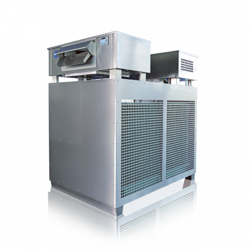 F 5000-6000 Ice Machine for High capacity requirements