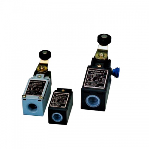 Giovenzana FT1 and FA1 Series Mini Limit Switches, IP65