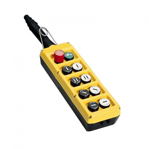 Giovenzana PLB12E Double Row Modular Pendant Controls