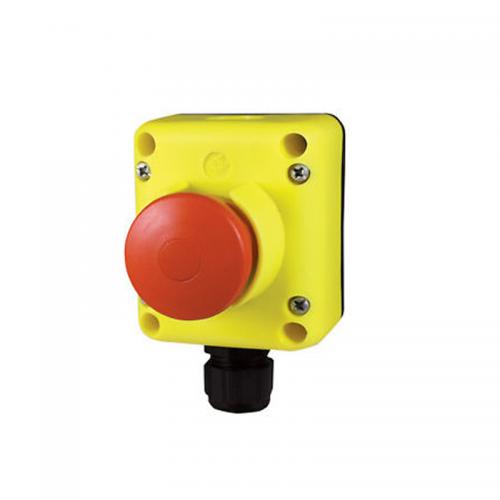 Giovenzana TLP1EPP Emergency Stop Push Button