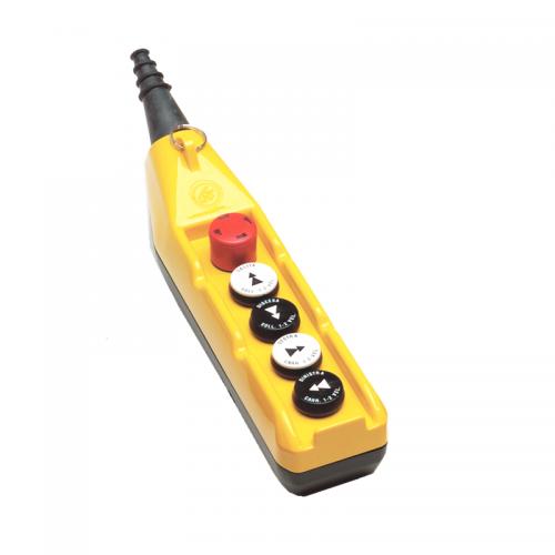 Giovezana PL05E Single Row Modular Pendant Controls