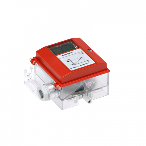 HUBA Differential Pressure Transmitter