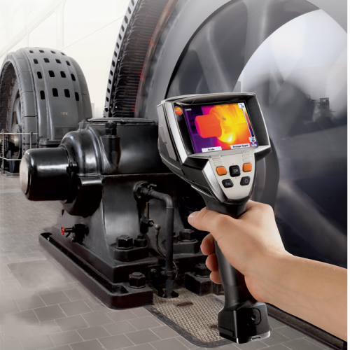 Industrial Thermography with Testo