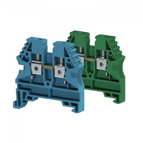 Klemsan AVK DIN Rail mount terminals, Screw Type