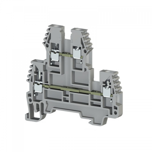 Klemsan PIK 2.5N DIN Rail Terminal Screw Type