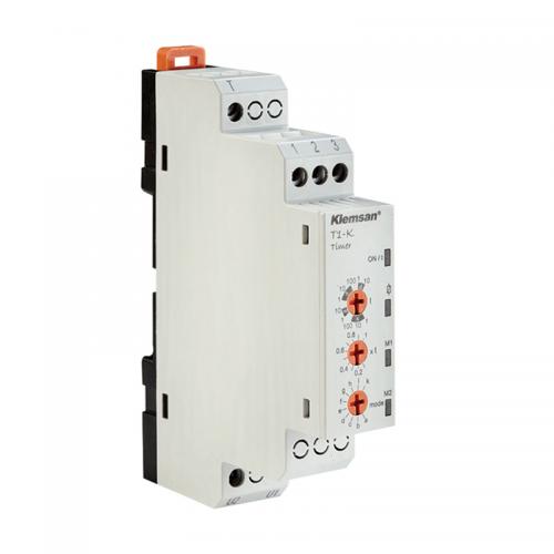 Klemsan T1-K Multifunction industrial Timer