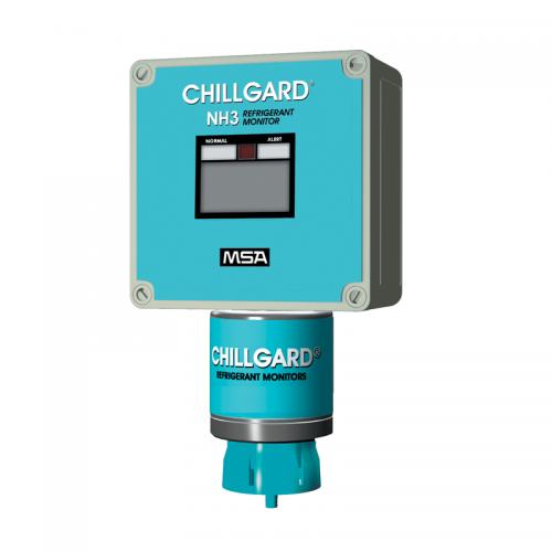 MSA Chillgard NH3 Refrigerant Monitor