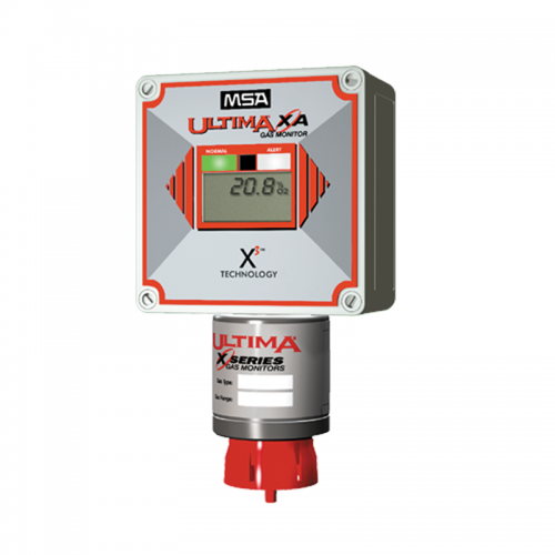 MSA UltimaXA Gas Monitor