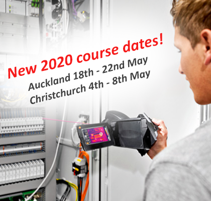 Eurotec Ltd Thermography Certification Courses May 2020