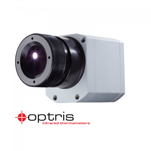 Optris fixed compact infrared camera
