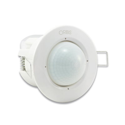 Orbis DICROMAT BASIC Indoor PIR Motion Sensor, Ceiling Mount