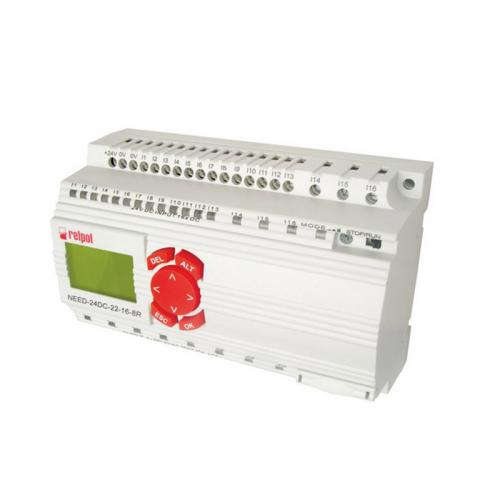Relpol NEED 24DC 16 8R D Programmable Relay