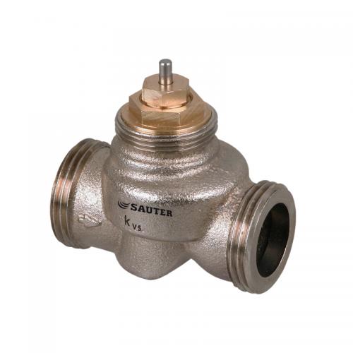 Sauter VUL Series two port valve
