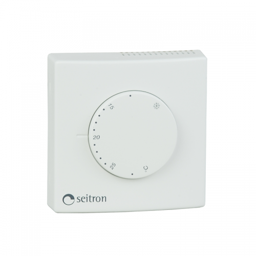 Seitron TAM011MI Electro mechanical heating and cooling thermostat