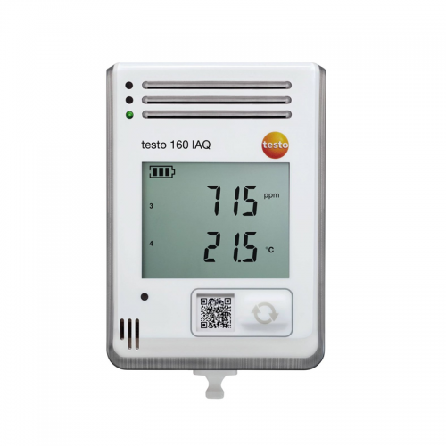 Testo 160-IAQ, WiFi Data Logger for Indoor Air Quality