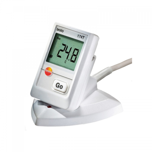 Testo 174T Temperature Data Logger to measure storage temperature of foods