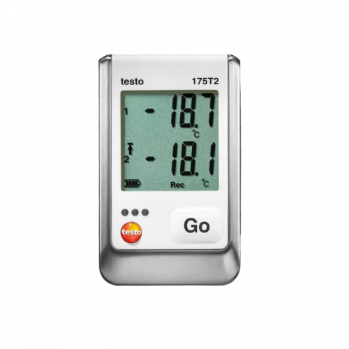 Testo 175T2 Two channel Temperature Data Logger