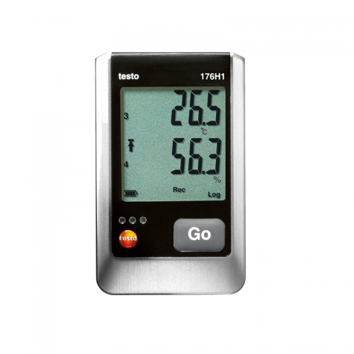 Testo 176H1 Probe Humidity Data Logger