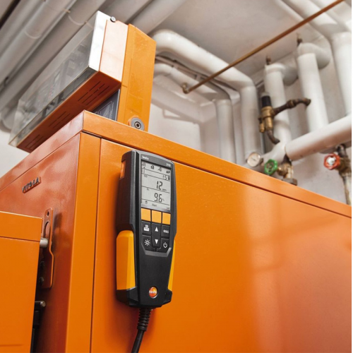 Testo 310 Flue Gas Analyser Applicationr