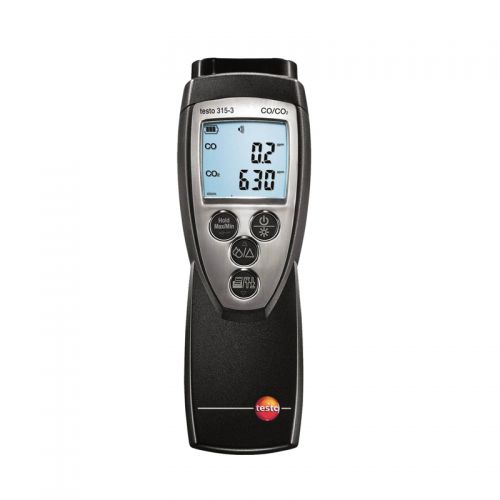 Testo 315-3 CO and CO2 meter for Ambient Measurements