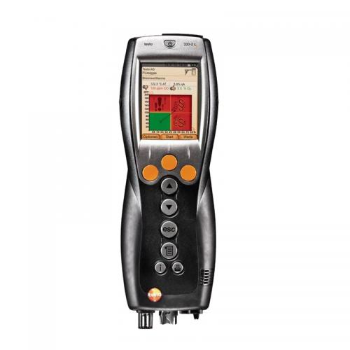 Testo 330-2-LL Professional Flue Gas Analyser
