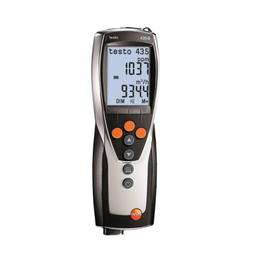Testo 435-3 Multifunction Climate Measuring Instrument,