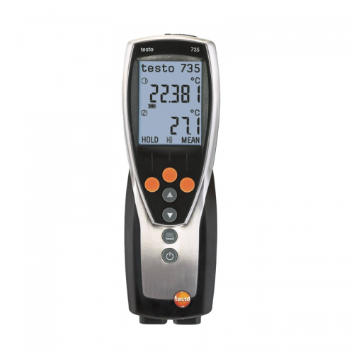 Testo 735-2 Multichannel Measuring Instrument