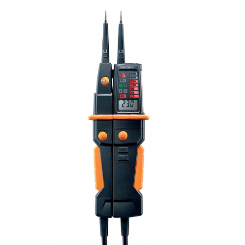 Testo 750-3 High Performance Voltage Tester