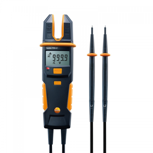 Testo 755-2 Current and Voltage Tester