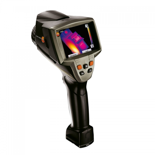 Testo 882 Professional Class Thermal Imaging Camera
