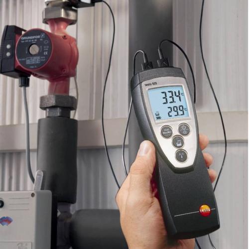 Testo 925 Industrial Temperature Measuring Instrument