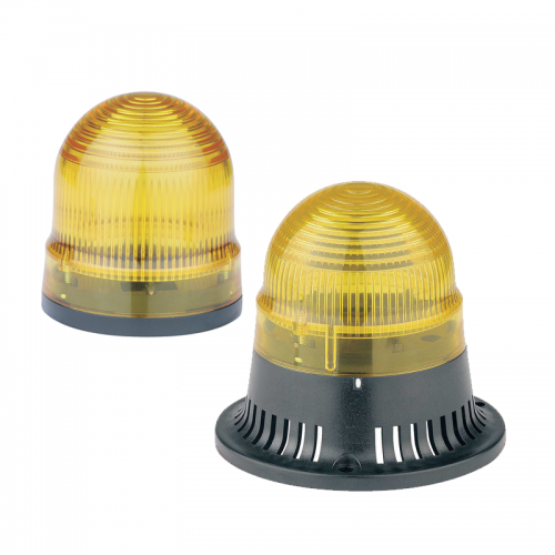 Texelco B180 Series Single Modular Beacon (Yellow)