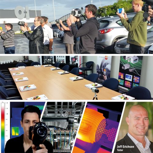 Eurotec Ltd Thermography Certification Courses