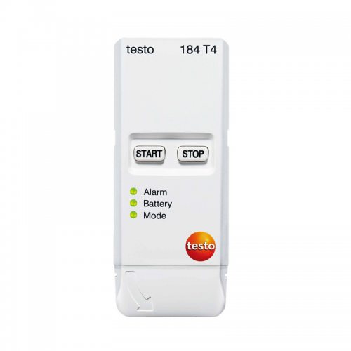Testo 184-T4, Transport Data Logger,-80°C Start Stop Temperature