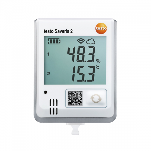 Testo Saveris 2-H1, WiFi Temperature and Humidity Data Logger