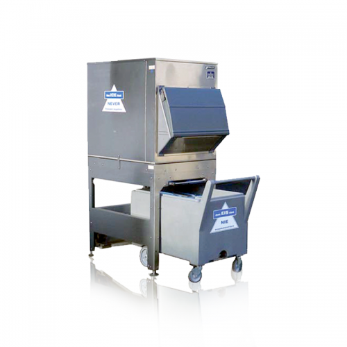 ZIEGRA ITS-700 with Ice Storage cart