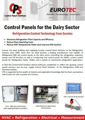 Dairy Panel Brochure cover