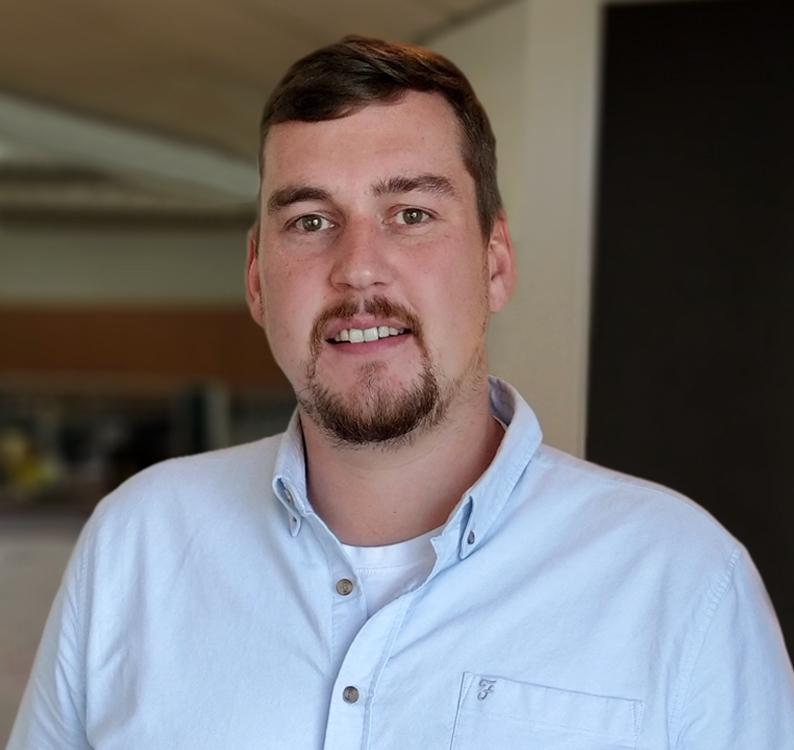 Johnathan Dingley<br>Control Systems Engineer – HVAC